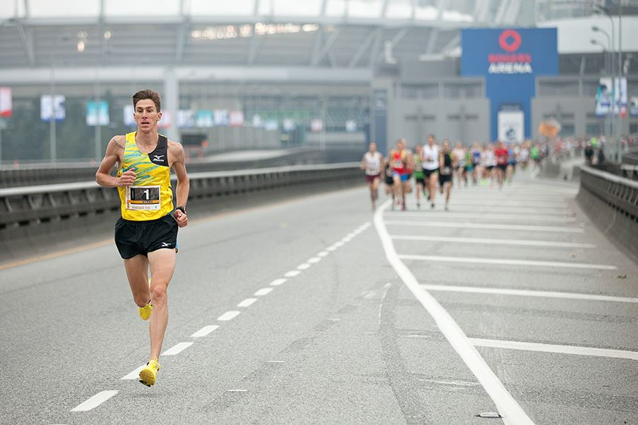 Photo courtesy of Canada Running Series
